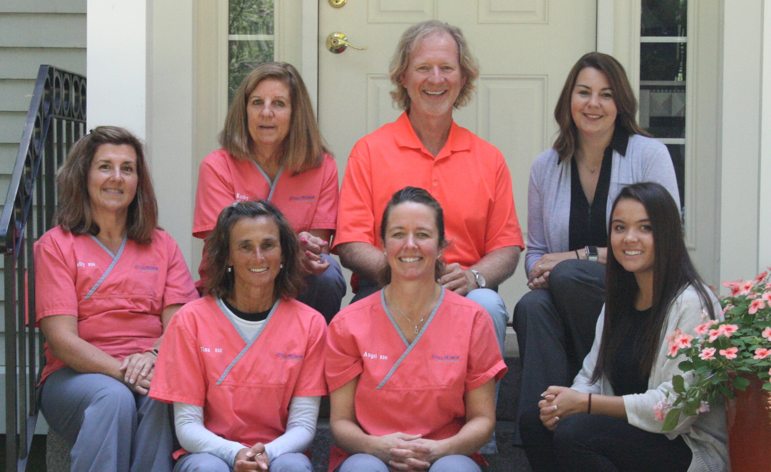 Meet Your  Dental Team in Buxton Maine